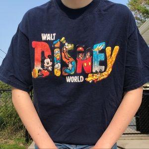 3652a9fc Tops | Walt Disney World Tshirt | Poshmark